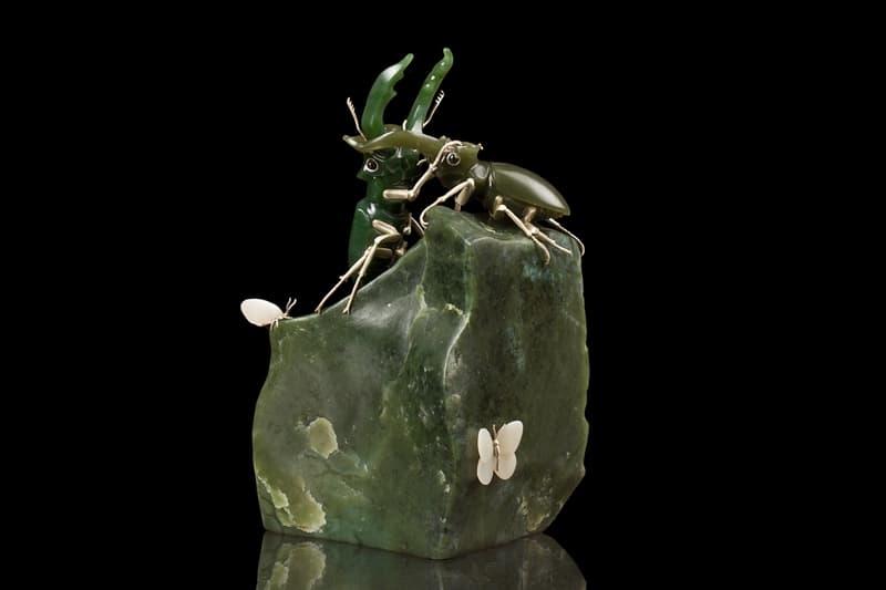 jade beetle