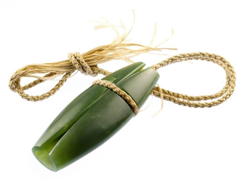 pounamu greenstone jade