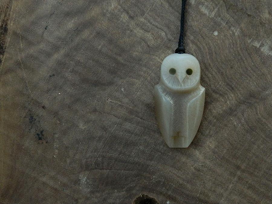 siberian jade owl
