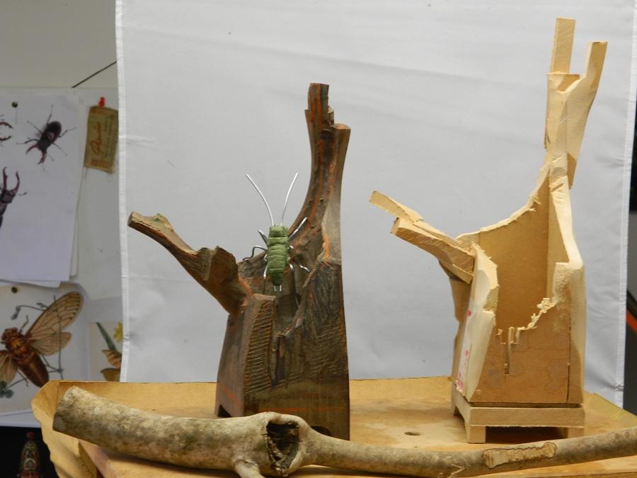 weta sculpture
