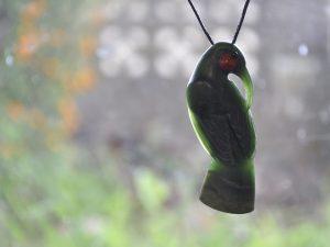 Pounamu Female Huia