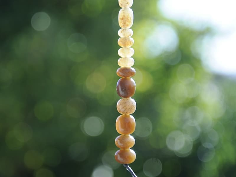 siberian jade beads