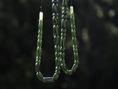 pounamu beads